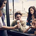 Pamela Adlon, Mikey Madison, Hannah Alligood, and Olivia Edward in Better Things (2016)