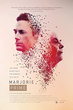 Movie Marjorie Prime (2017)