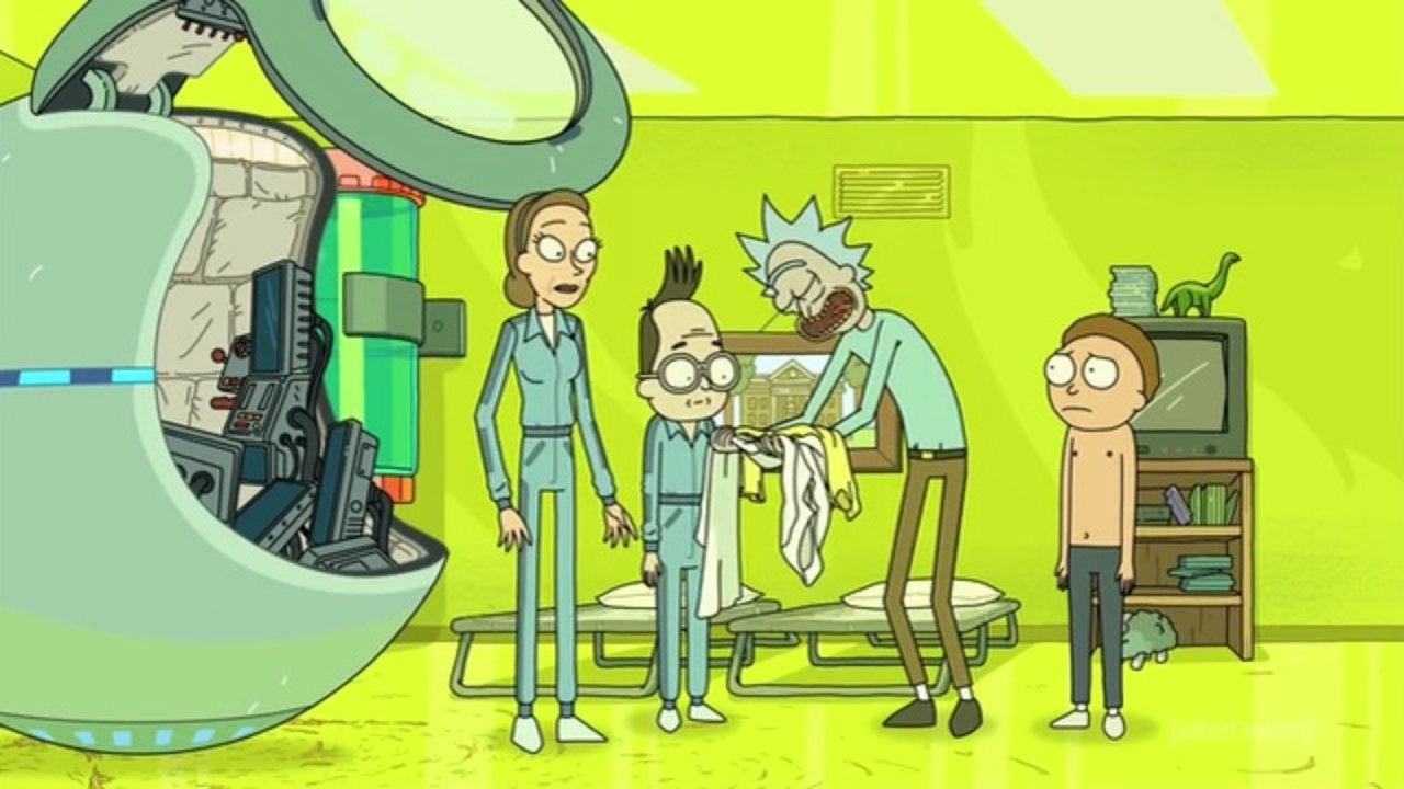 watch rick and morty mortys mind blowers online free