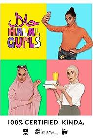 Hajer, Aanisa Vylet, and Jessica Phoebe Hanna in Halal Gurls (2019)