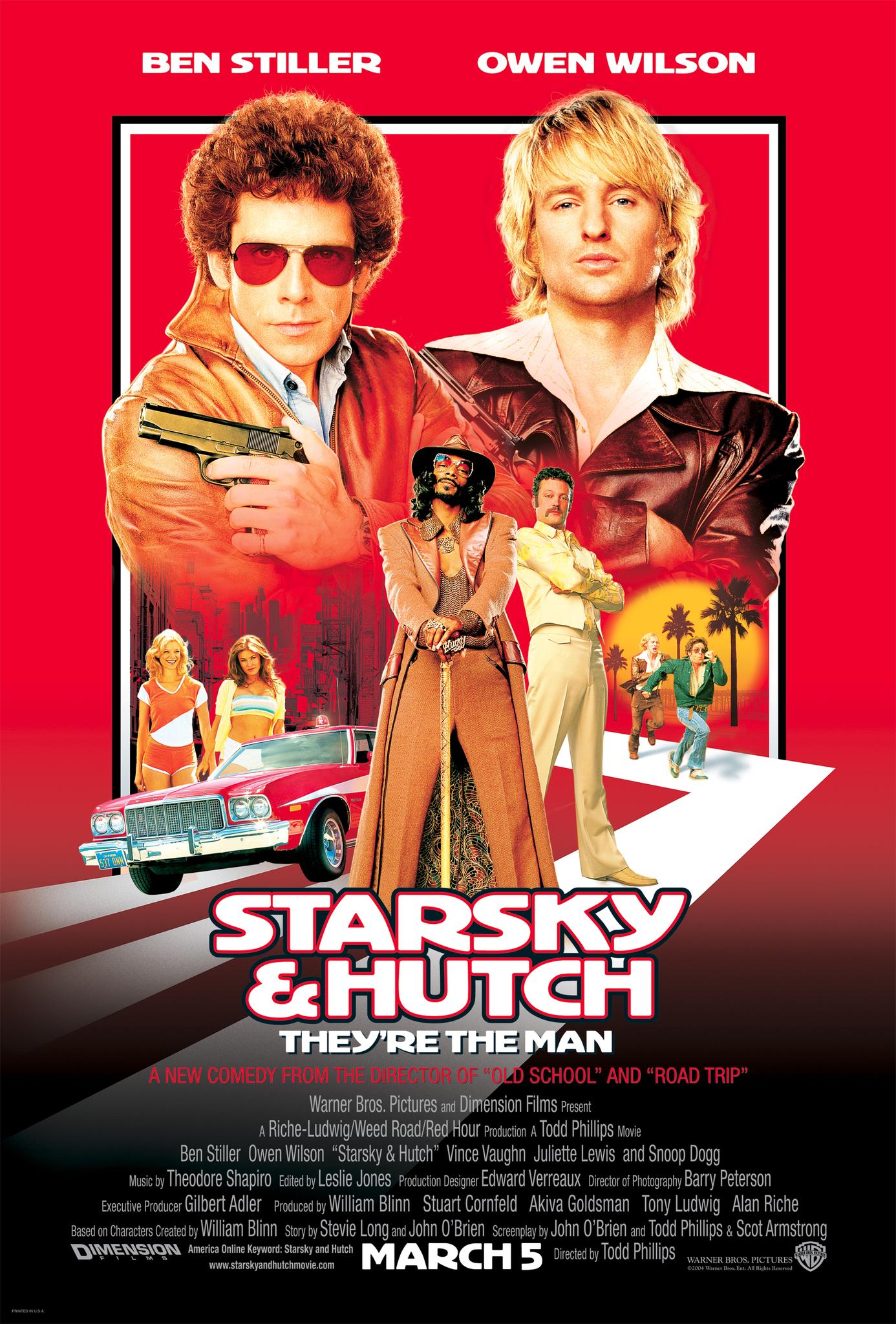 Starsky & Hutch (2004) - IMDb on
