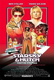 Vince Vaughn, Carmen Electra, Ben Stiller, Snoop Dogg, Amy Smart, and Owen Wilson in Starsky & Hutch (2004)