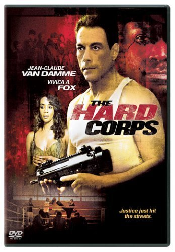 Poster film 'The Hard Corps' (2006)
