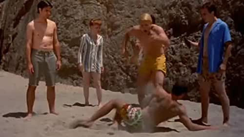 Girls first time at nude beach Psycho Beach Party 2000 Imdb