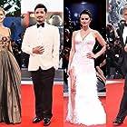 George Clooney, Penélope Cruz, Pritan Ambroase, and Jennifer Lawrence in 74th Venice Film Festival Awards Ceremony (2017)
