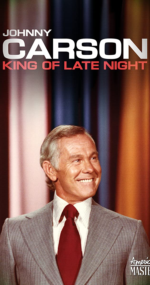 Subtitle of Johnny Carson: King of Late Night