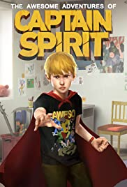 The Awesome Adventures of Captain Spirit Poster