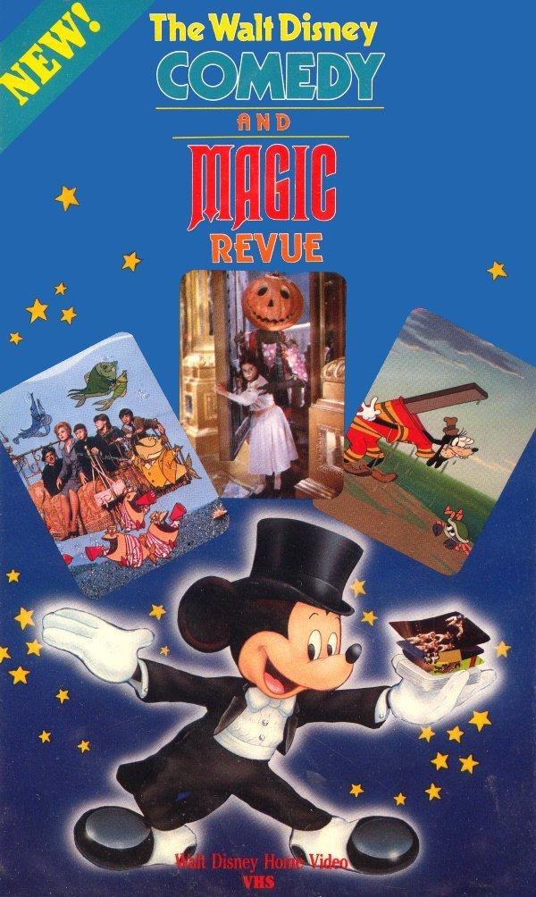 The Walt Disney Comedy and Magic Revue (1985)
