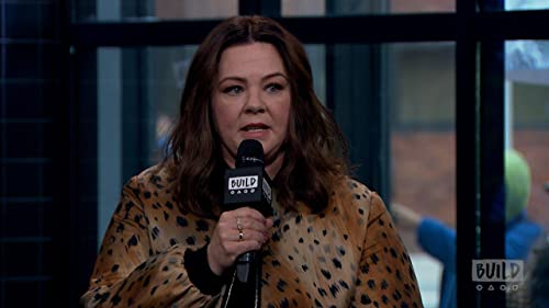 BUILD: Melissa McCarthy on Working With Richard E. Grant
