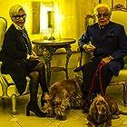 Roberto Capucci, Anna Fendi, Winnie, and Duffy in La moda proibita (Roberto Capucci e il futuro dell'Alta Moda) (2019)