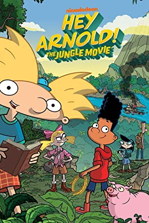 Hey Arnold: The Jungle Movie full movie streaming