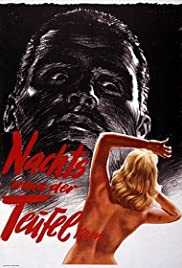 The Devil Strikes at Night Poster