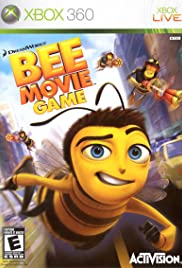 Bee Movie Game Poster