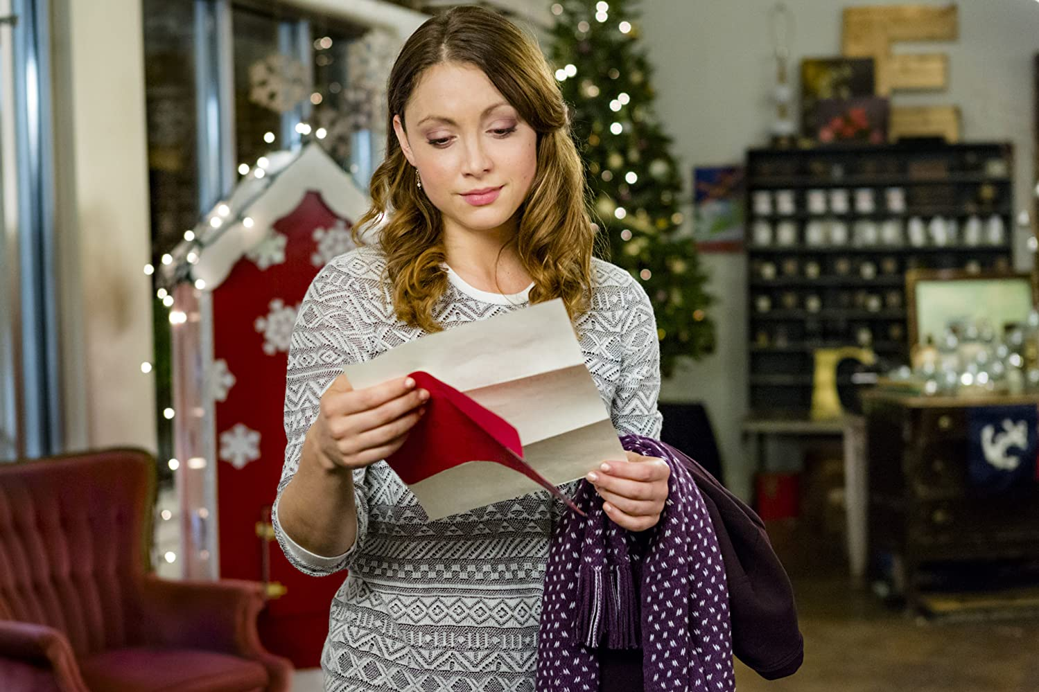 The Christmas Note.The Christmas Note 2015