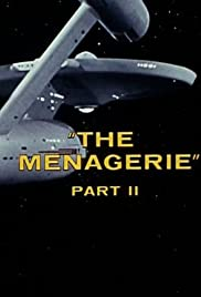 The Menagerie: Part II Poster