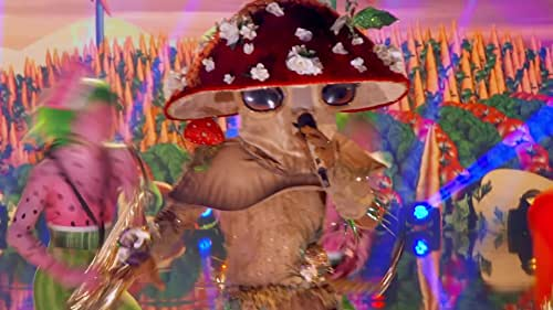 The Masked Singer: Mushroom Performs I Wish