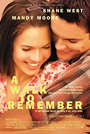 A Walk to Remember poster