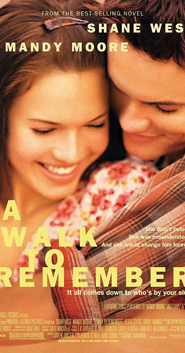 a walk to remember movie watch online free