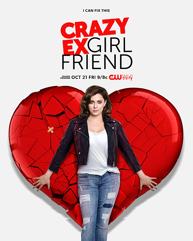 Download Crazy Ex-Girlfriend Season 1-4 COMPLETE [480p & 720p]