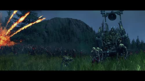 Total War: Warhammer: The Grim & The Grave Trailer