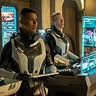Wilson Cruz and Anthony Rapp in Star Trek: Discovery (2017)