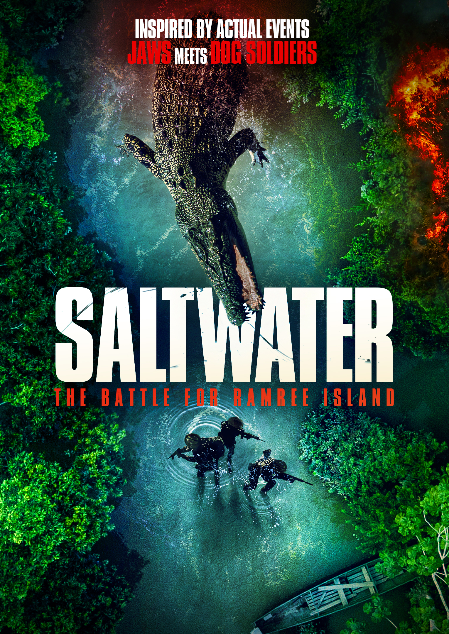watch Saltwater: The Battle for Ramree Island on soap2day