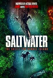 Saltwater: The Battle for Ramree Island (2021) HDRip English Full Movie Watch Online Free