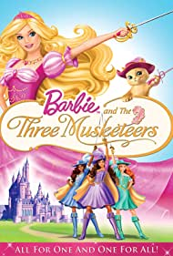 Barbie and the Three Musketeers (2009) Poster - Movie Forum, Cast, Reviews
