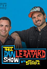 The Dan Le Batard Show Poster