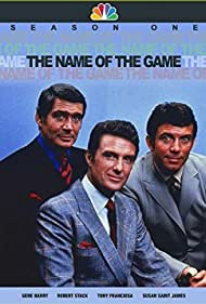 The Name of the Game (1968) Poster - TV Show Forum, Cast, Reviews
