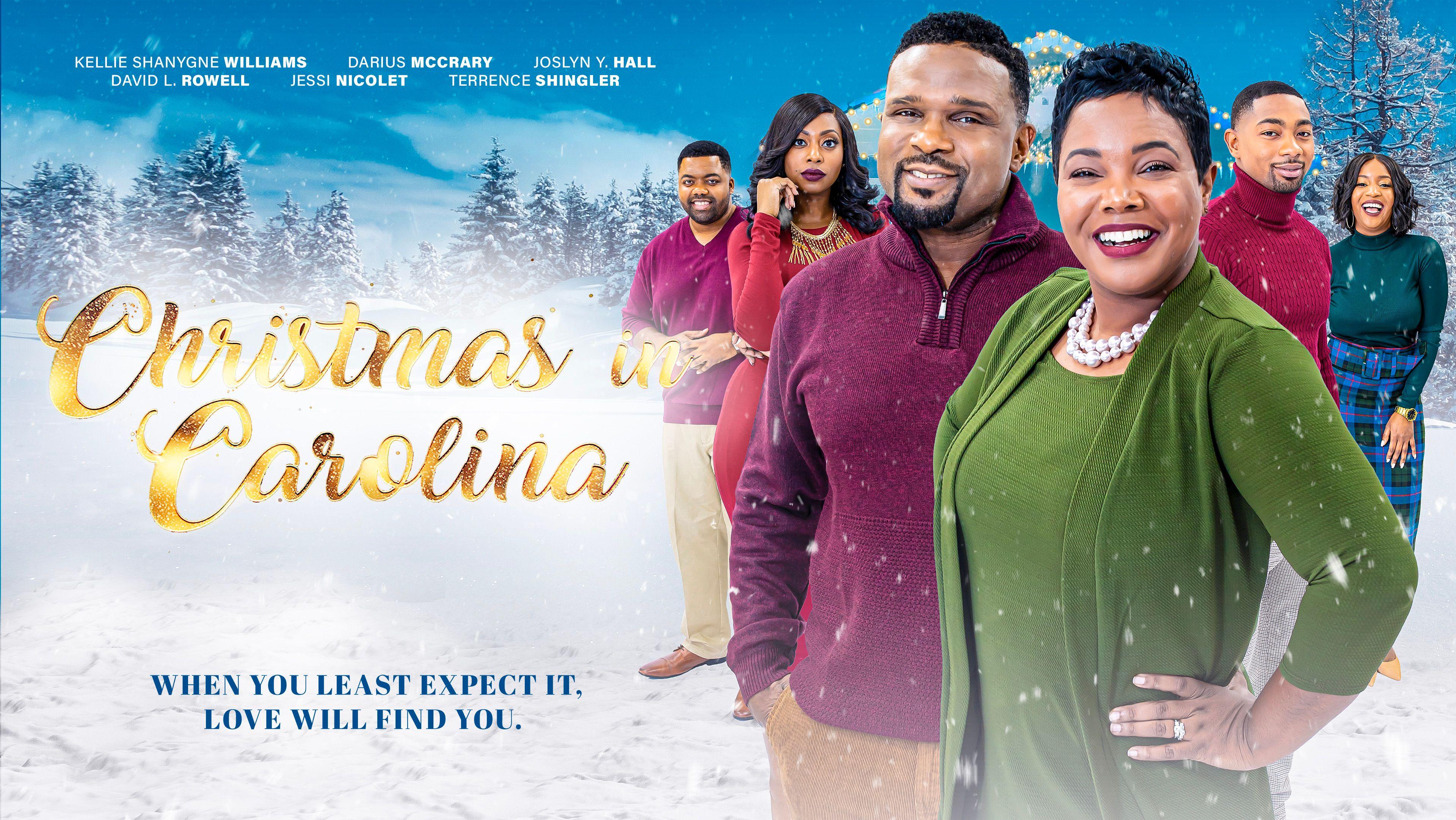 Christmas in Carolina (2020)