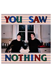 You Saw Nothing Poster