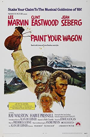Where to stream Paint Your Wagon