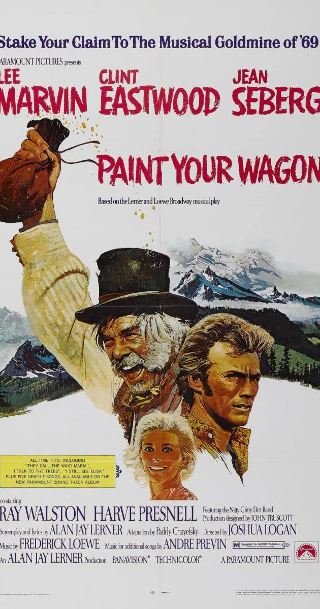 Paint Your Wagon (1969) Subtitles