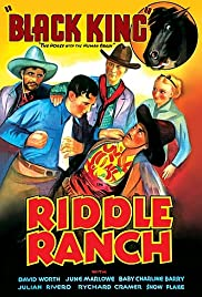 Riddle Ranch Poster