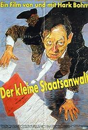 Der kleine Staatsanwalt Poster