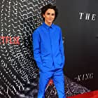 Timothée Chalamet at an event for The King (2019)