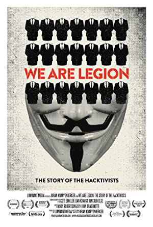 Watch We Are Legion: The Story of the Hacktivists Full HD Free Online
