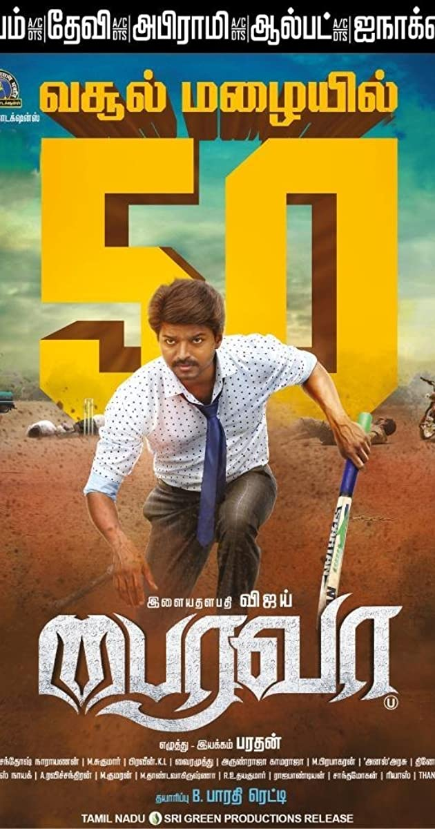 Bairavaa Torrent Download