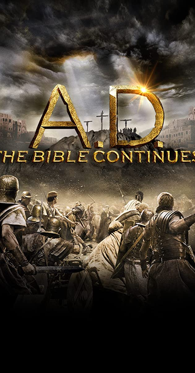 A D  The Bible Continues (TV Series 2015) - IMDb