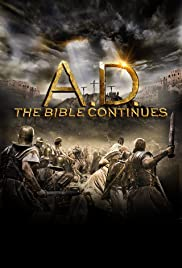 A.D. The Bible Continues Poster