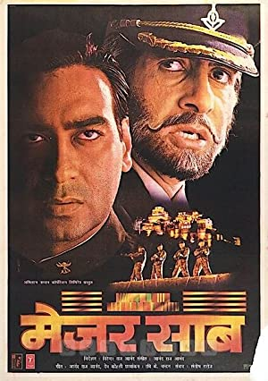 Amitabh Bachchan Major Saab Movie
