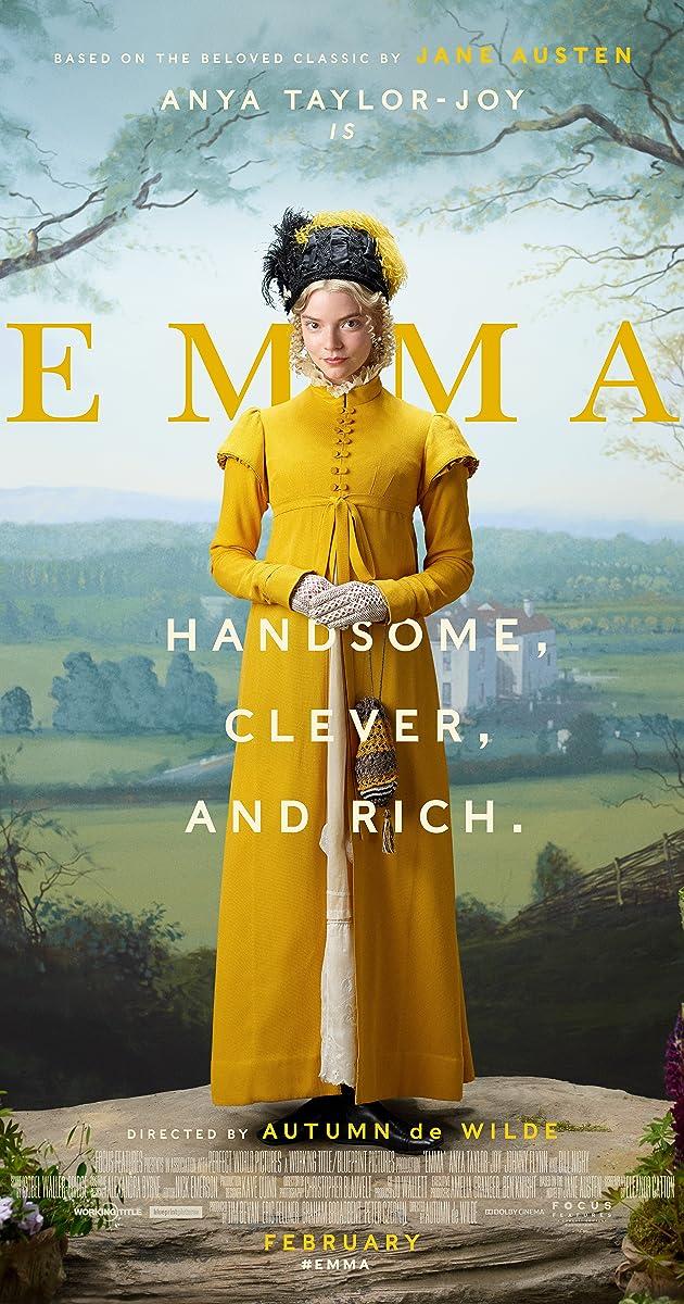 Watch Full HD Movie Emma (2020)