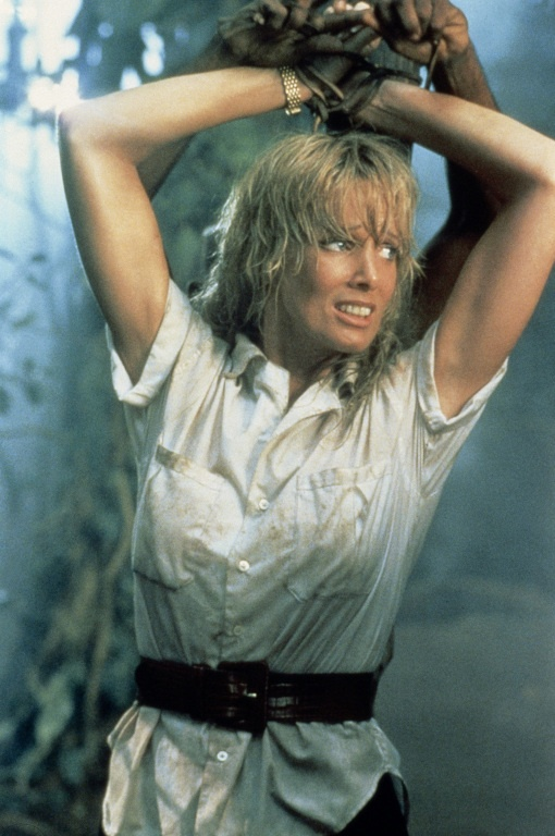 Kathy Shower In The Further Adventures Of Tennessee Buck 1988