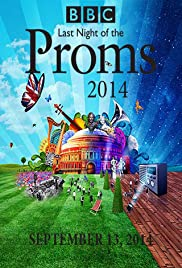 Last Night of the Proms Poster