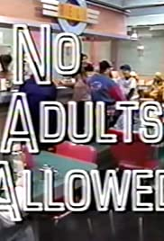 No Adults Allowed Poster