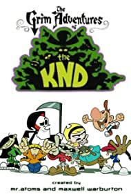 The Grim Adventures of the KND (2007)