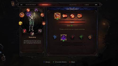 Diablo III: Console Gameplay