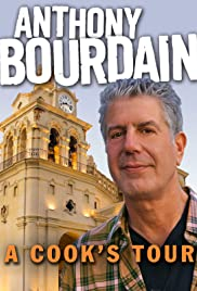 Anthony Bourdain's a Cook's Tour Poster
