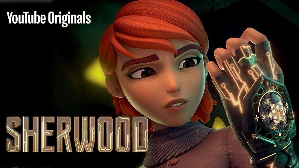 دانلود انیمیشن sherwood